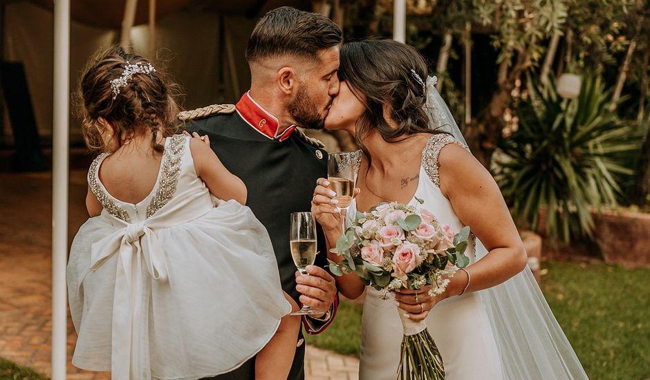 La boda de Cristian y Silvia en Granada, Granada
