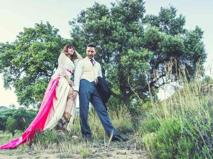La boda de Rosa y Victor