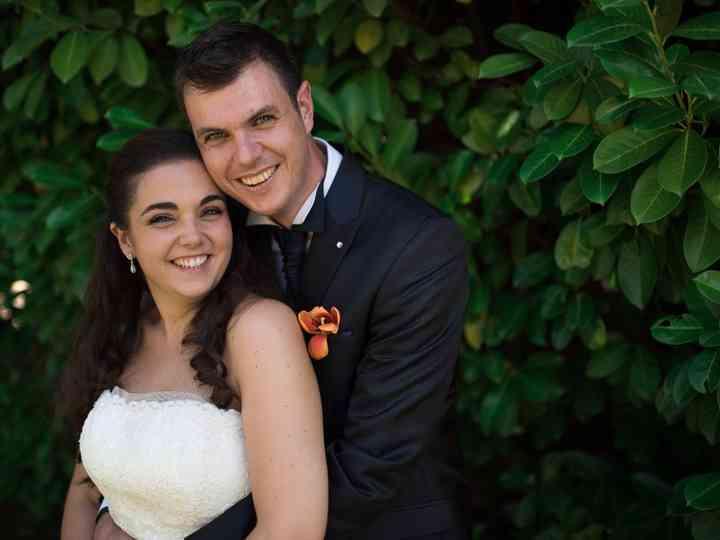 La boda de Sandra y Raymond