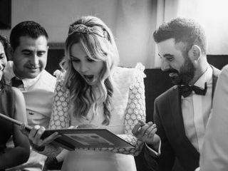 La boda de Patricia y Dani 1