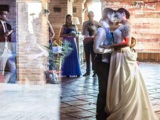 La boda de Paula y Edu