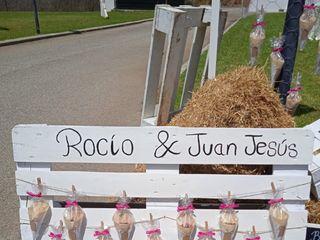 La boda de Rocío y Juan Jesús 3