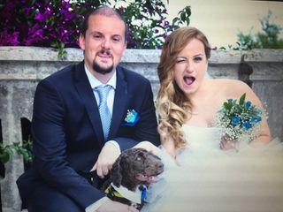 La boda de Seila y Javier