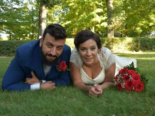 La boda de Eva y Javier