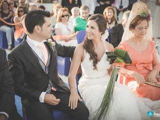 La boda de Nono y Janire