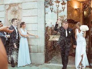 La boda de Marga y Simón