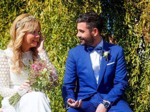 La boda de Patricia y Dani