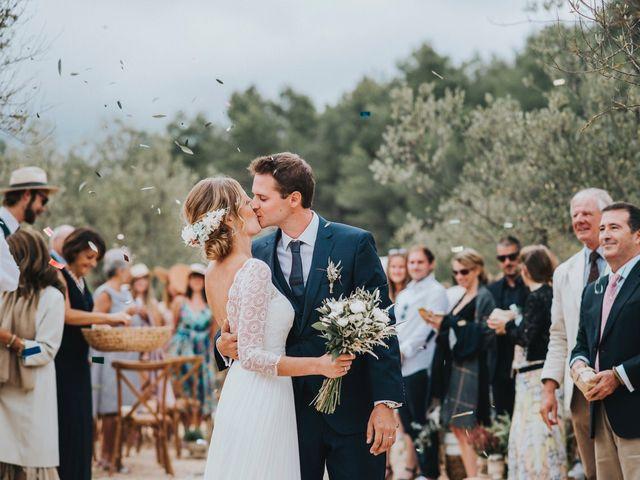 La boda de Susana y Olivier