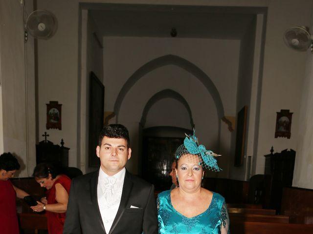 La boda de Jorge y Inma en Alcala Del Rio, Sevilla 5