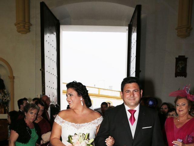 La boda de Jorge y Inma en Alcala Del Rio, Sevilla 6