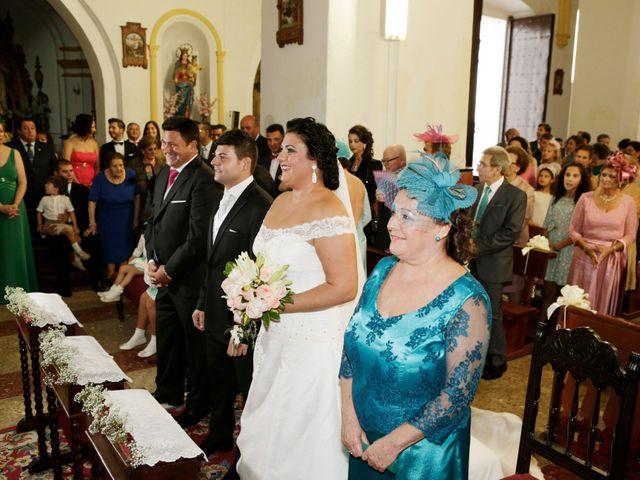 La boda de Jorge y Inma en Alcala Del Rio, Sevilla 7