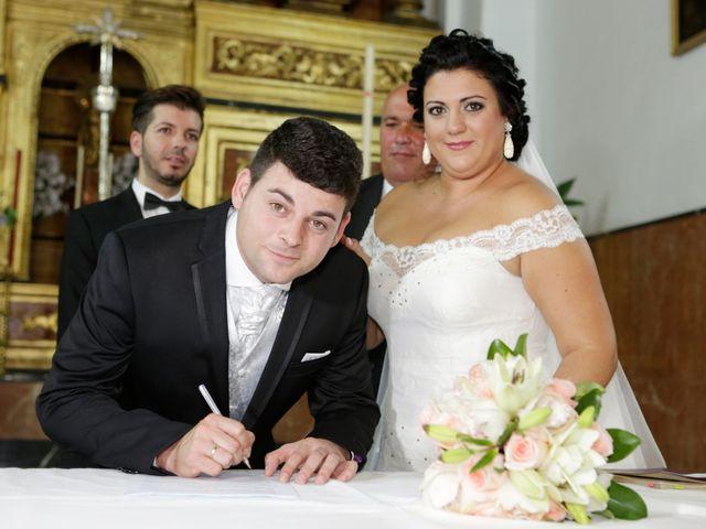 La boda de Jorge y Inma en Alcala Del Rio, Sevilla 9