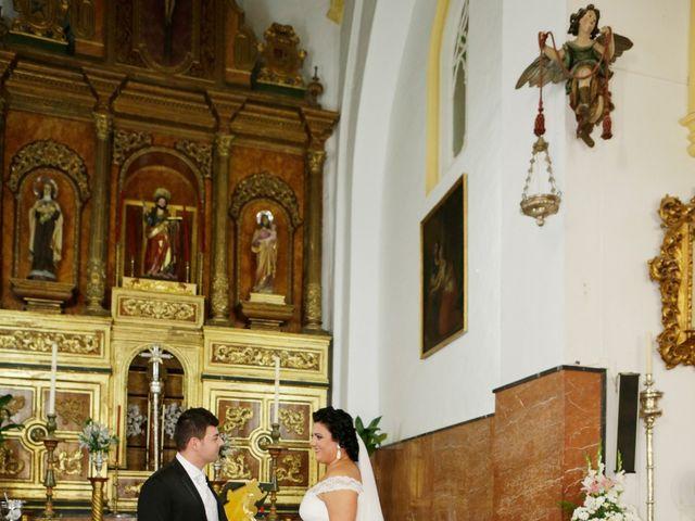 La boda de Jorge y Inma en Alcala Del Rio, Sevilla 10
