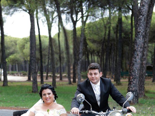 La boda de Jorge y Inma en Alcala Del Rio, Sevilla 12