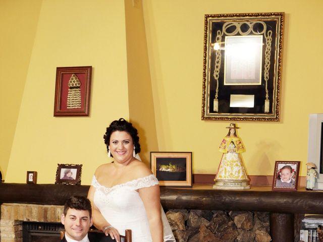 La boda de Jorge y Inma en Alcala Del Rio, Sevilla 13