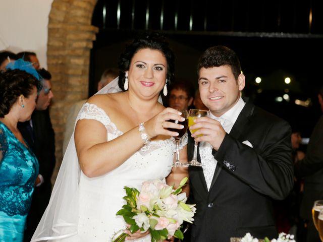 La boda de Jorge y Inma en Alcala Del Rio, Sevilla 15
