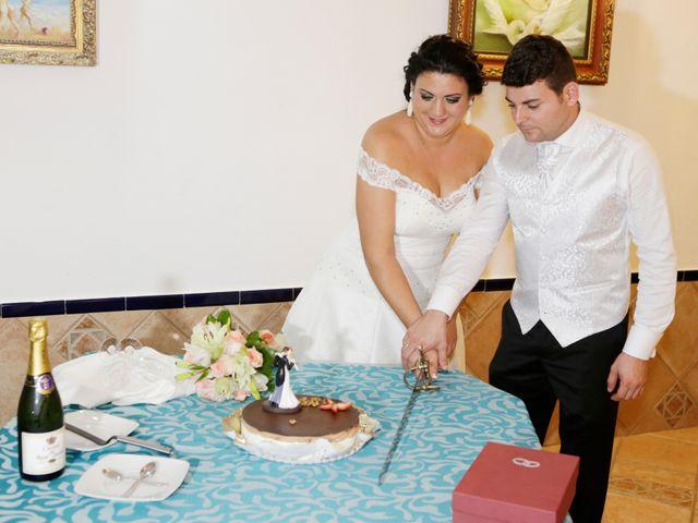 La boda de Jorge y Inma en Alcala Del Rio, Sevilla 17