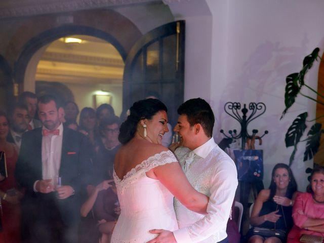 La boda de Jorge y Inma en Alcala Del Rio, Sevilla 18