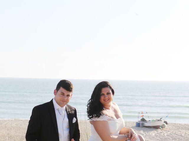 La boda de Jorge y Inma en Alcala Del Rio, Sevilla 19