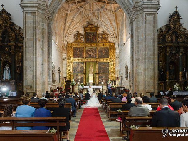 La boda de Diego y Anuska en Pontedeume (Santiago), A Coruña 6