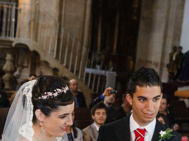 La boda de Diego y Anuska en Pontedeume (Santiago), A Coruña 7