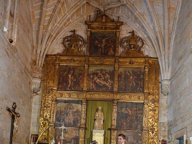 La boda de Diego y Anuska en Pontedeume (Santiago), A Coruña 8
