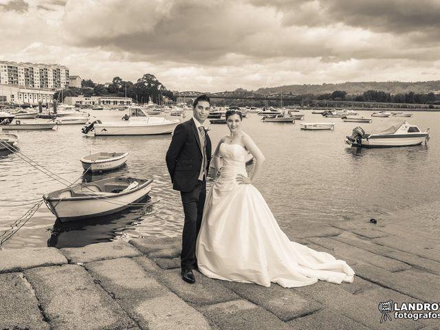 La boda de Diego y Anuska en Pontedeume (Santiago), A Coruña 9