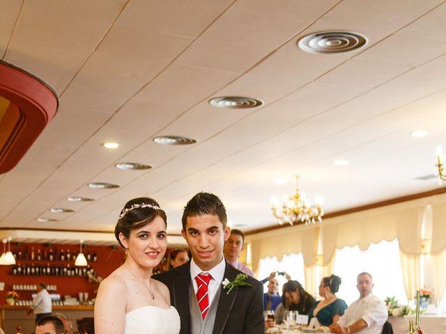 La boda de Diego y Anuska en Pontedeume (Santiago), A Coruña 10