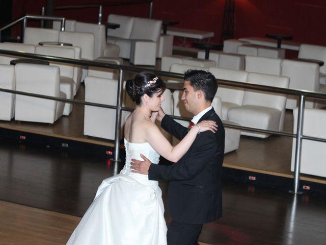 La boda de Diego y Anuska en Pontedeume (Santiago), A Coruña 13