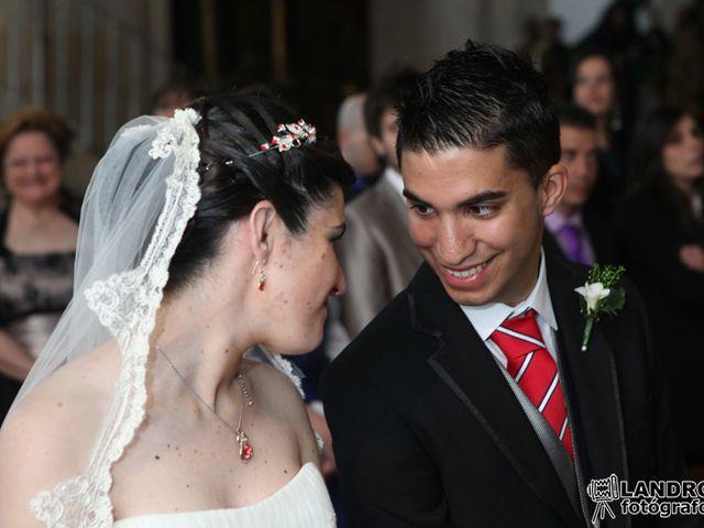 La boda de Diego y Anuska en Pontedeume (Santiago), A Coruña 14
