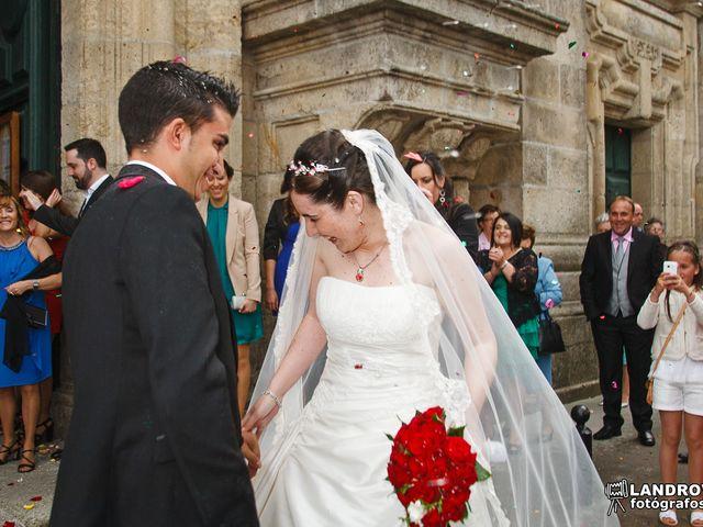 La boda de Diego y Anuska en Pontedeume (Santiago), A Coruña 16
