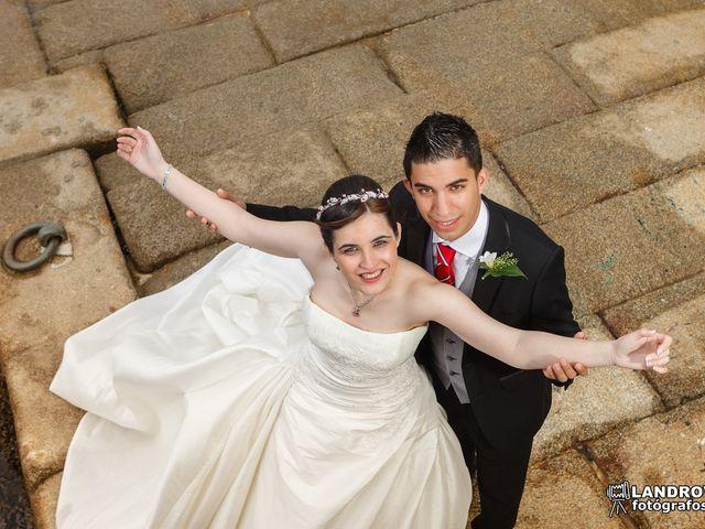 La boda de Anuska y Diego
