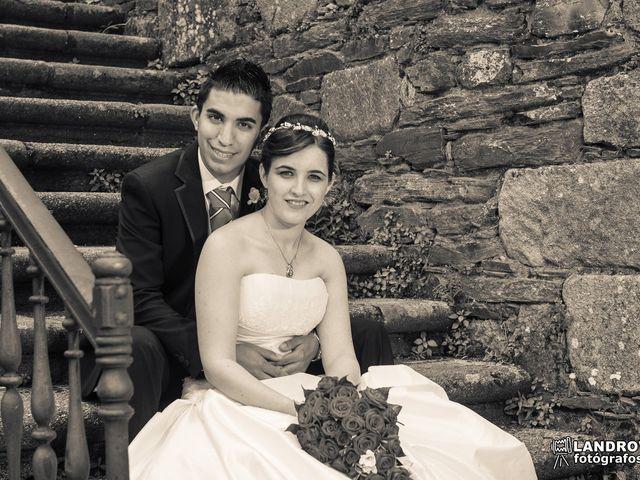 La boda de Diego y Anuska en Pontedeume (Santiago), A Coruña 18