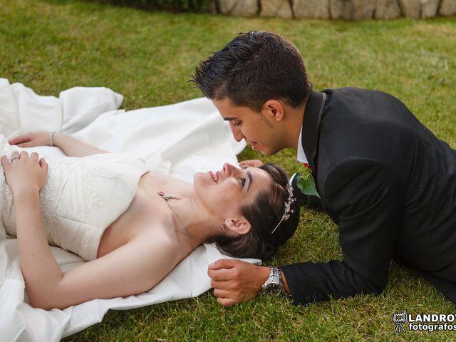La boda de Diego y Anuska en Pontedeume (Santiago), A Coruña 19