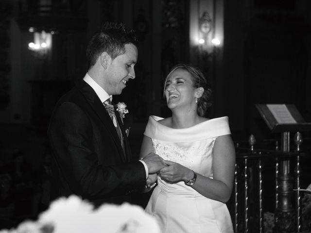 La boda de David y Ana en Madrid, Madrid 23