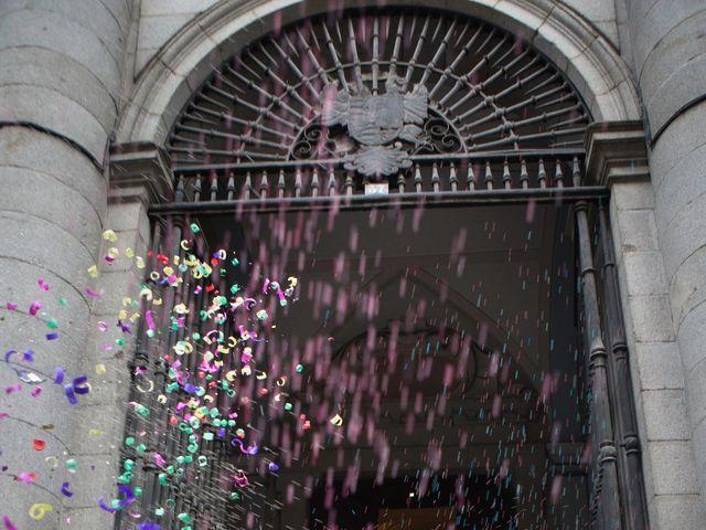 La boda de David y Ana en Madrid, Madrid 24