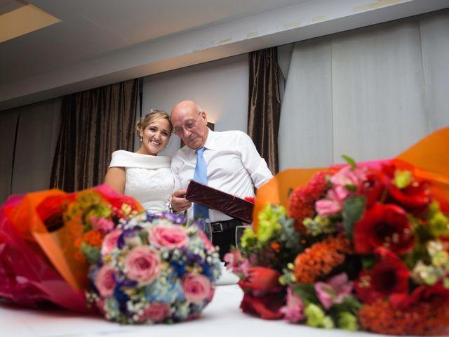 La boda de David y Ana en Madrid, Madrid 28