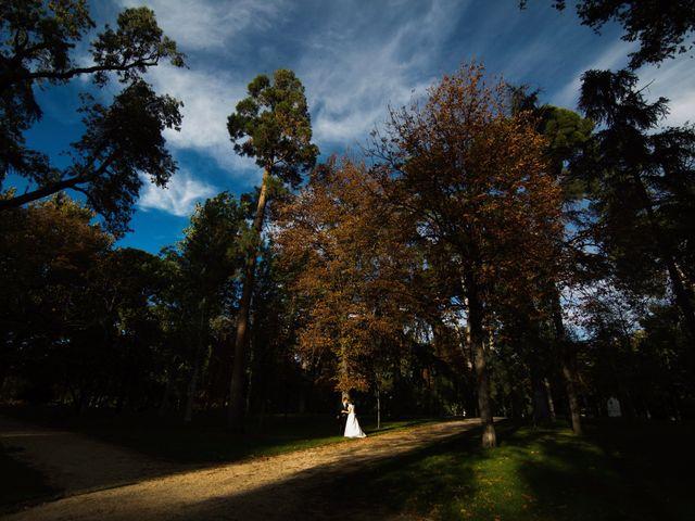 La boda de David y Ana en Madrid, Madrid 34