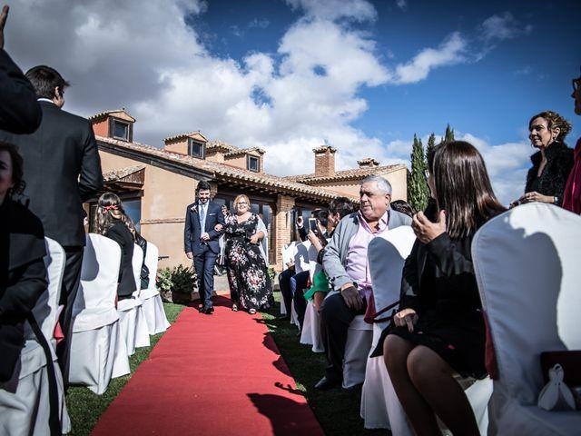 La boda de Edu y Paula en Tiedra, Valladolid 11