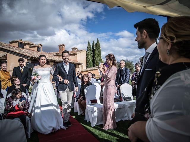 La boda de Edu y Paula en Tiedra, Valladolid 12