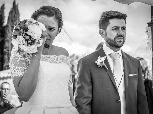 La boda de Edu y Paula en Tiedra, Valladolid 13
