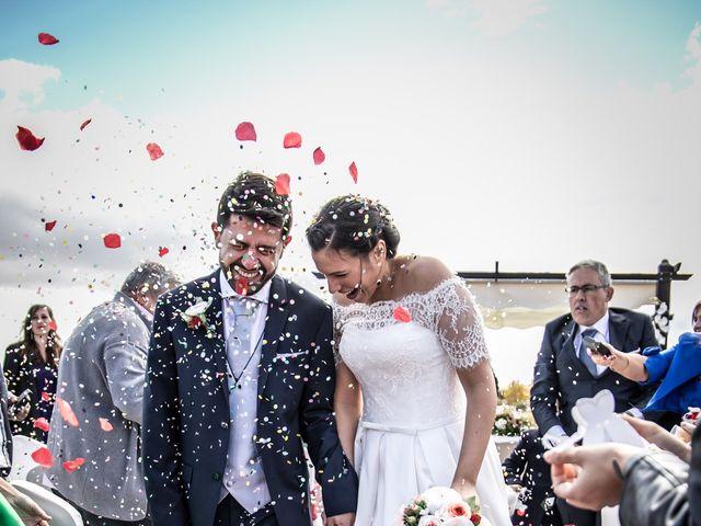 La boda de Edu y Paula en Tiedra, Valladolid 16