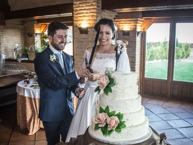 La boda de Edu y Paula en Tiedra, Valladolid 17