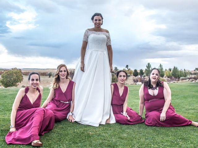 La boda de Edu y Paula en Tiedra, Valladolid 22
