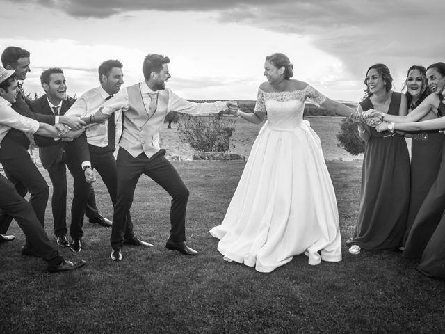 La boda de Edu y Paula en Tiedra, Valladolid 23