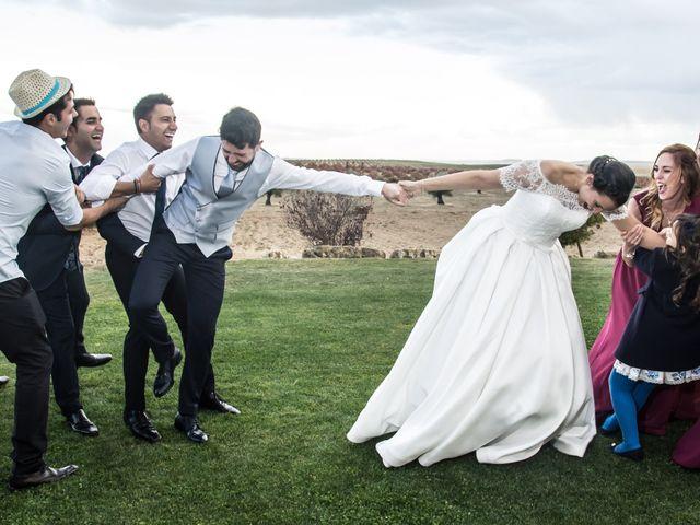 La boda de Edu y Paula en Tiedra, Valladolid 24