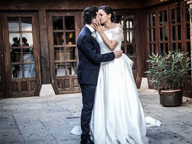 La boda de Edu y Paula en Tiedra, Valladolid 27