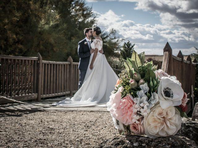 La boda de Edu y Paula en Tiedra, Valladolid 29