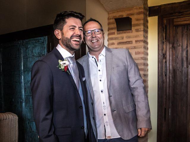 La boda de Edu y Paula en Tiedra, Valladolid 38