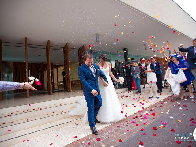 La boda de David y Ainhoa en Bilbao, Vizcaya 2